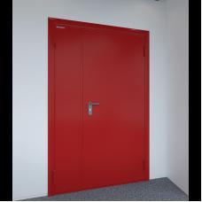 Дверь противопожарная двухстворчатая EI60