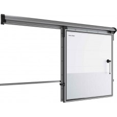 Откатная холодильная дверь IsoDoor IDS1 2000x2500 мм