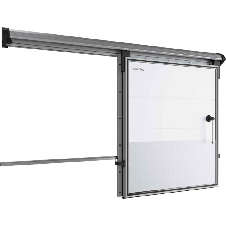 Откатная дверь в холодильную камеру IsoDoor IDS1 2000x2500 мм
