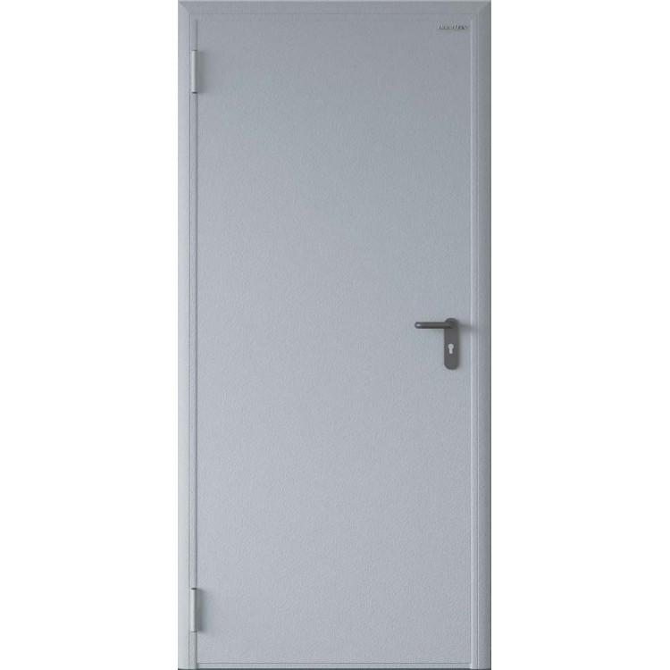 Дверь противопожарная однопольная 780 x 2050 мм
