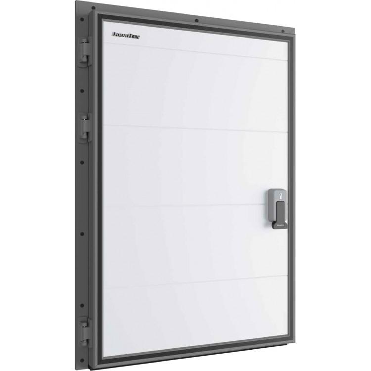 Распашная дверь для холодильной камеры IsoDoor IDH1 800x1800 мм
