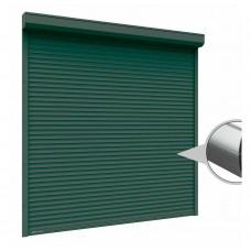 Рольставни защитные 1500x1500 мм на окна из экструдированного профиля RHE45M