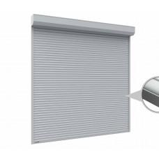 Рольставни 2000x2000 мм на витринну из пенозаполненного профиля RH58N