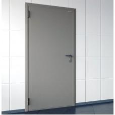 Дверь техническая одностворчатая