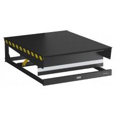 Уравнительная платформа с выдвижной аппарелью