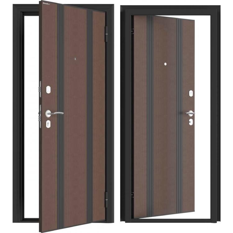 Стальная дверь «ЛамиСтайл»