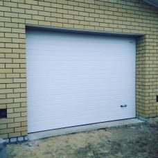 Ворота RSD01BIW 2500x2250 мм